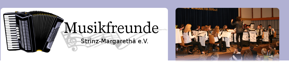 Musikfreunde Strinz-Margarethä e.V.